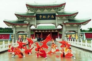 """Trung Quốc muốn đưa đền chùa """"lên sàn"""""""