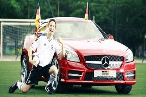 Tháng 6 với nhiều ưu đãi đặc biệt cùng Mercedes-Benz