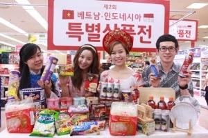 Giới thiệu hàng Việt ở 59 siêu thị tại Hàn Quốc