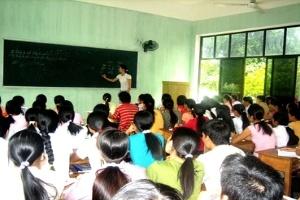 Trường Đại học không được đào tạo hệ trung cấp chuyên nghiệp