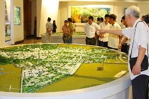 Xây dựng Thạch Thất thành trung tâm đô thị phía Tây Hà Nội