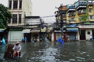 Kinh nghiệm phòng chống ngập lụt