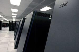 Đọ tốc độ giữa siêu máy tính của IBM và Fujitsu