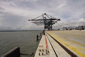 Cảng ngàn tỉ đói tàu