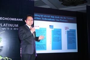 Tiện ích vượt trội với thẻ Vietnam Airlines Techcombank Visa Platinum