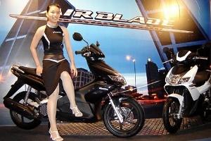 Kích cầu, Honda giảm giá nhiều loại xe máy