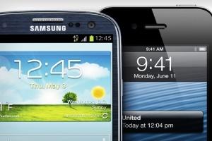 Samsung Galaxy S III và iPhone 5, mua