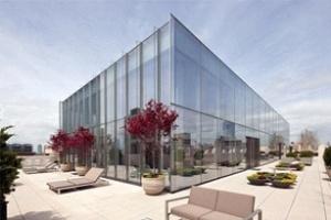 Căn nhà áp mái 48 triệu USD theo phong cách Apple