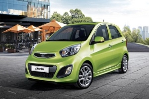 Kia sắp ra mắt thị trường Việt xe dưới 450 triệu đồng