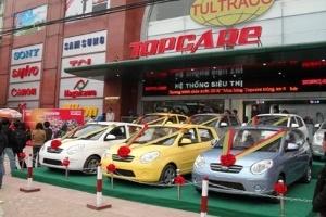 Topcare giảm giá cho khách hàng ngày 1, 2, 3 hàng tháng