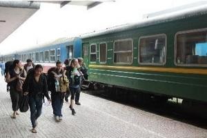 Nhiều giải pháp nâng cao năng lực vận tải đường sắt