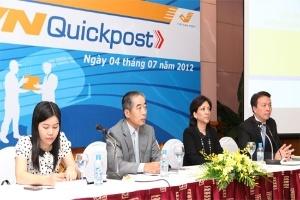 Ra mắt dịch vụ chuyển phát nhanh quốc tế mới tại Việt Nam