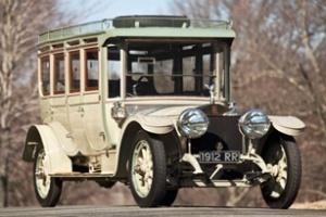 7,1 triệu USD cho Rolls-Royce Silver Ghost