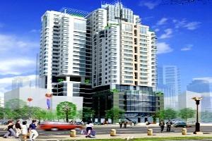 Sông Đà sắp khởi công khu căn hộ 25 tầng tại Ba Đình
