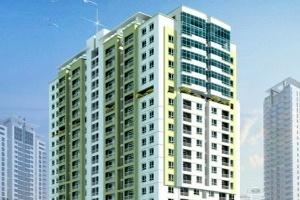 Chào bán căn hộ tại Hoàng Mai giá từ 20,5 triệu đồng/m2