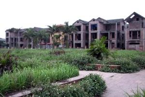 Hà Nội xem xét đánh thuế biệt thự bỏ hoang