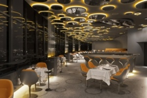 Nhà hàng Ciel de Paris