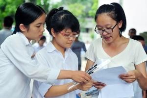 Điểm chuẩn vào lớp 10 tại Hà Nội