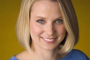 Nữ CEO đầu tiên của Yahoo