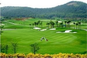 Xây sân golf và khu dịch vụ gần 120ha tại Long Biên