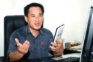 Triều Tiên sản xuất máy tính bảng tương tự iPad