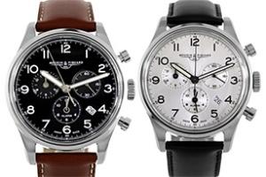 Đồng hồ Chronograph của Mougin & Piquard