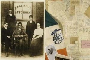 Những bức thư của Mahatma Gandhi có giá 1,1 tỷ USD