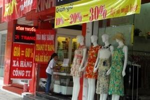 """Hà Nội: Dân kinh doanh """"buốt ruột"""" thời…ế ẩm"""
