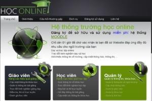 Cơ hội sở hữu miễn phí trường học online
