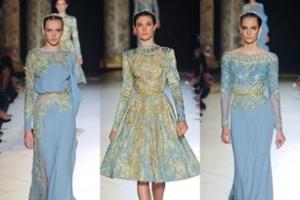 Elie Saab: BST Haute Couture Thu/Đông 2012