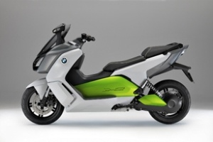 Siêu mô tô điện BMW Evolution C