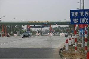 Nên xóa các trạm thu phí giao thông