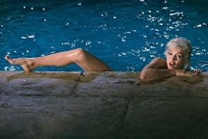 IWC giới thiệu bộ ảnh hiếm chụp Marilyn Monroe