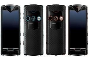 Mẫu điện thoại Vertu đầu tiên sau vụ chuyển đổi sở hữu