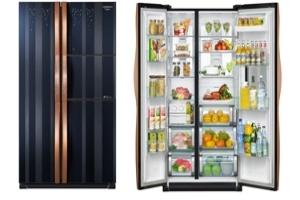 Tủ lạnh side-by-side phiên bản giới hạn của Samsung