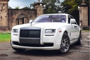 Rolls-Royce Ghost phong cách mới nhờ ADV.1 và Brembo