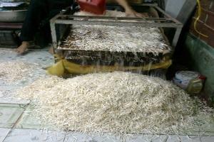 Phát hiện giá ăn tẩm hóa chất ở Hà Nội