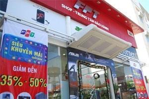FPT: Tạm ứng 10% cổ tức đợt 1/2012