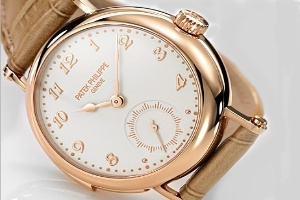 Brad Pitt tặng đồng hồ Patek Philippe cho Angelina Jolie