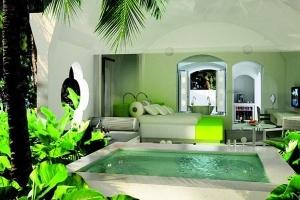 Khách sạn sang trọng ở Mauritius
