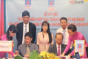 HDBank và Petechim ký kết thỏa thuận hợp tác