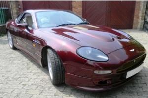 Đấu giá Aston Martin DB7 độc bản