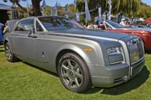 Rolls-Royce giới thiệu Phantom Coupé Aviator