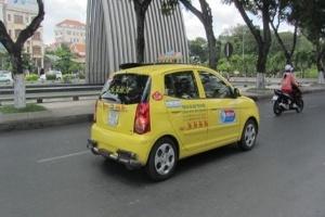 Đi taxi nào ở Sài Gòn rẻ nhất?