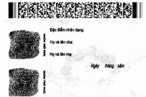 Đề tên bố mẹ trong chứng minh thư là xâm phạm bí mật đời tư