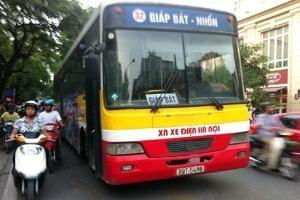 Hà Nội điều chỉnh giá vé xe buýt từ 1/10