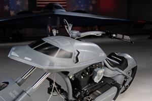 6 thiết kế đẳng cấp mang cảm hứng từ máy bay tàng hình