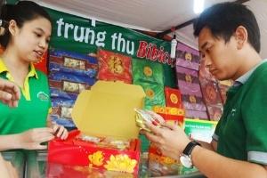 Cẩn thận khi mua bánh Trung thu qua mạng