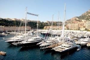 Triển lãm du thuyền Monaco 2012