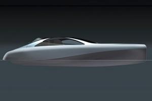 Du thuyền Mercedes-Benz Granturismo